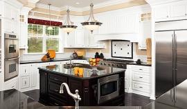 Full kitchen Sieena